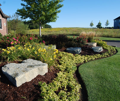 Lawn irrigation Systems Oswego Illinois